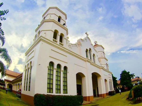 Nuestra Senora de la Soledad Parish Church - Lima Park Hotel hosts 6th Bisikleta Iglesia