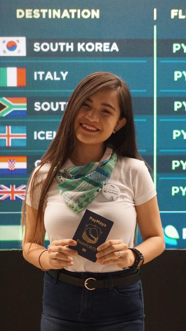 PayMaya Passport