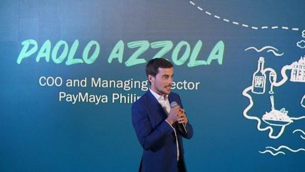 PayMaya Tara Media Launch