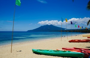 Poctoy White sand Beach in Marinduque
