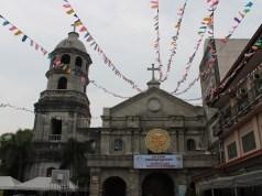 San Roque Parish Church. Image by Wikipedia