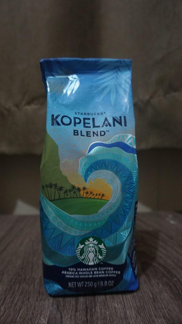 Starbucks Kopelani Blend