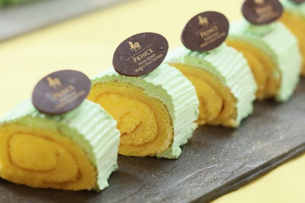 add@Prince Afternoon Tea Buffet Durian Swiss Roll