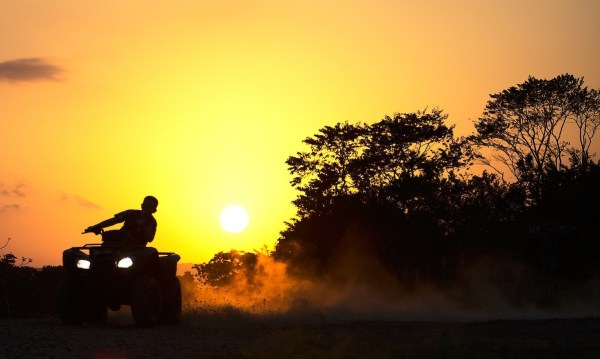ATV Sunrise Adventure