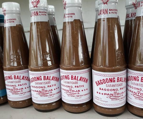 Bagoong Balayan