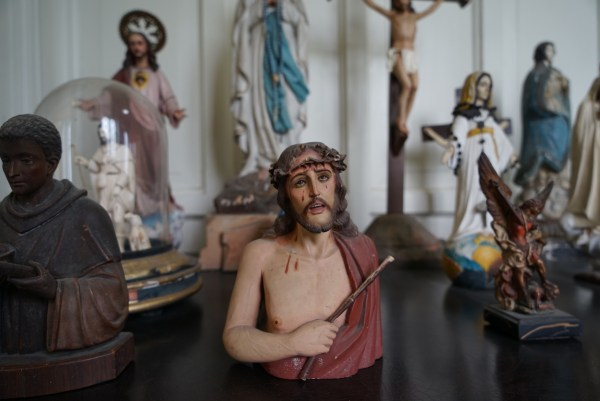 Collection of Religious Statues