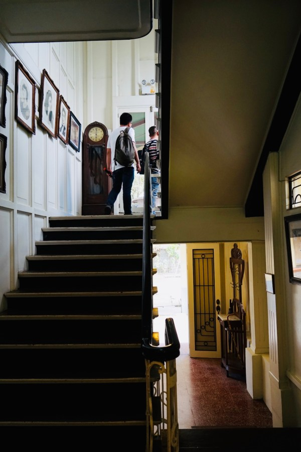 German Unson Heritage House in Silay City