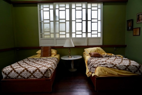 Guestroom at German Unson Bed and Breakfast in Silay City