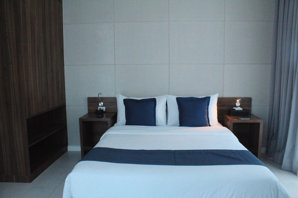 Bedroom at The Sphere Serviced Residence