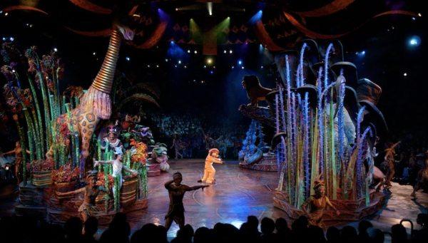 Lion King Festival at Disneyland Hong Kong