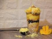 Mango Cheesecake Sundae