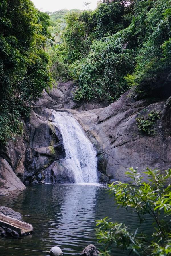 Paday Falls