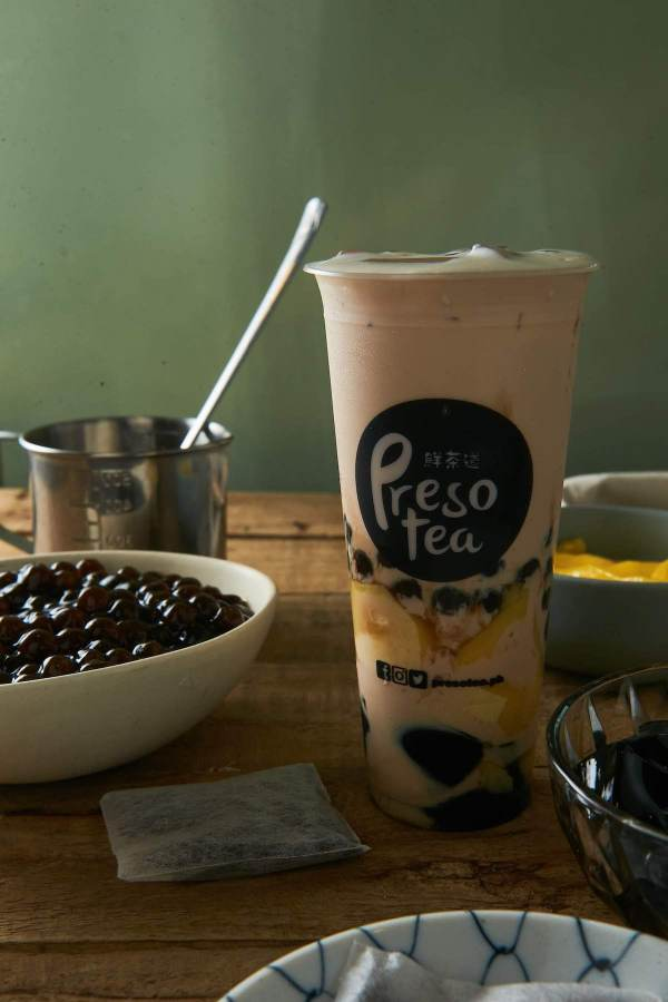 Presotea Milk Tea