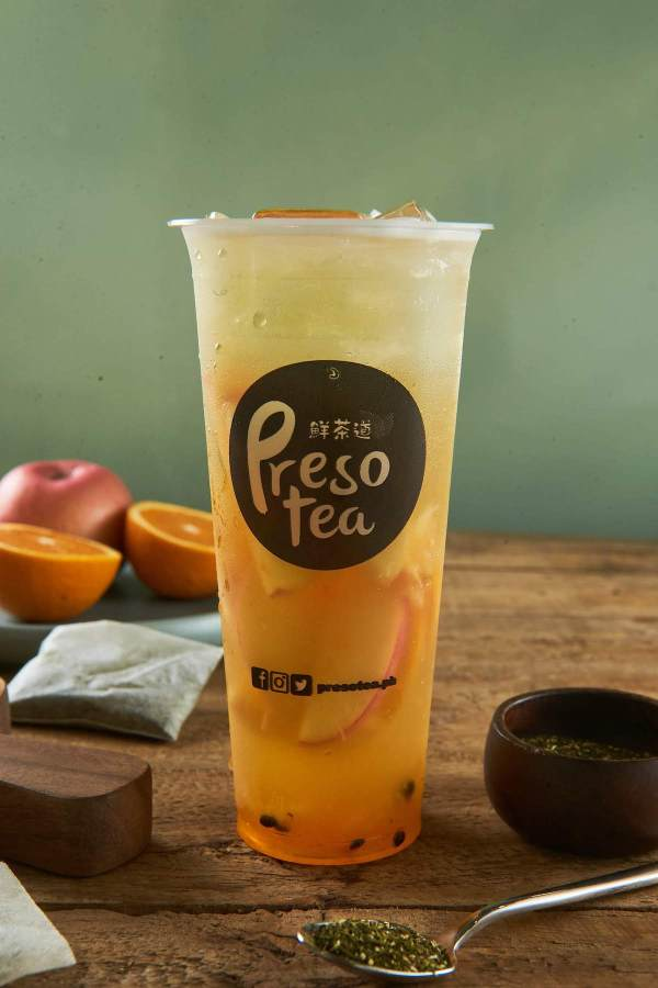 Presotea Signature Fruit Tea Fusion