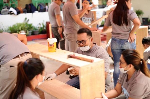 Starbucks PH Volunteer Activity