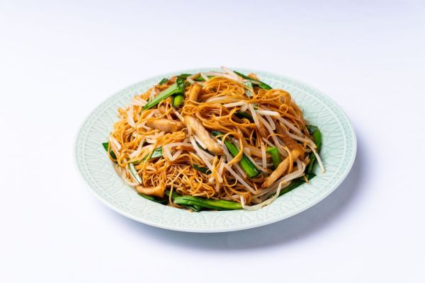Stir-fried Longevity Noodle
