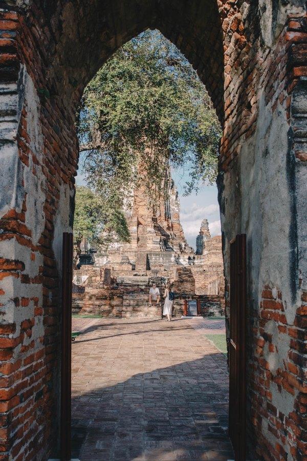 Ayutthaya, Thailand by ohm kittipong via unsplash