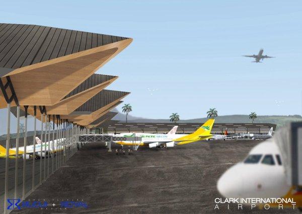 Clark Airport Terminal 2