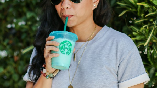 Colored Reusable Cup Blue