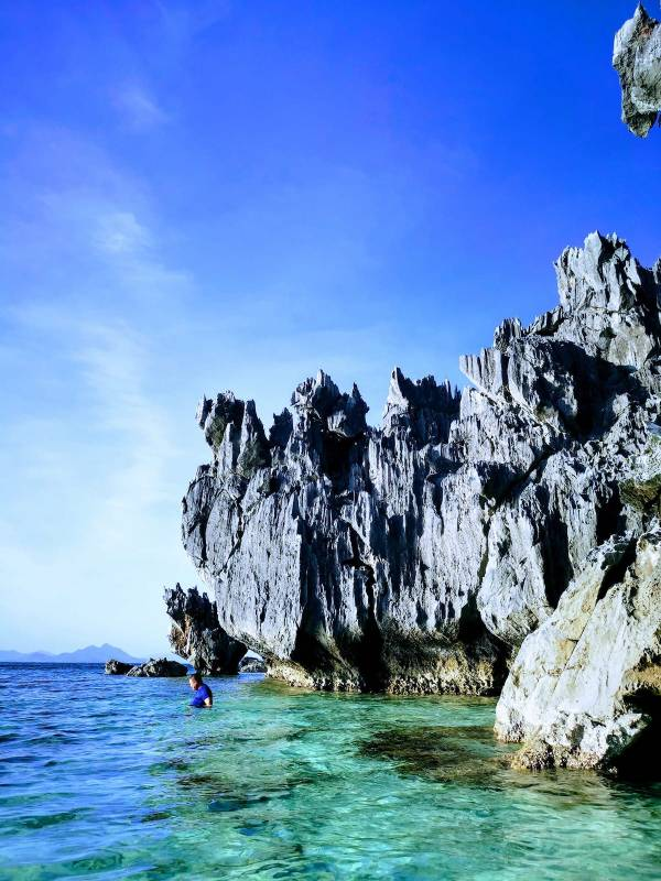 Elephant Island in Taytay Palawan photo by Flord Nicson J. Calawag