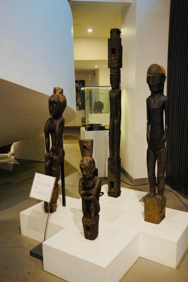 Ifugao Wood Carvings