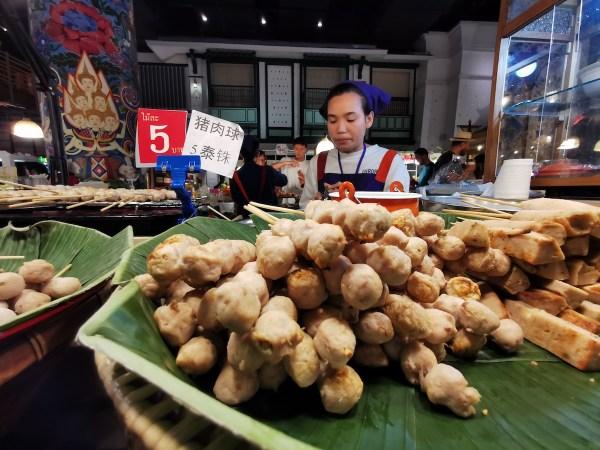More Thai Streetfood inside SookSiam Bangkok