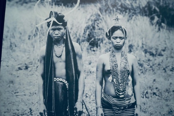 Old Photograph of Kalinga People