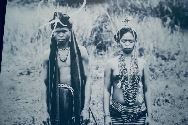 Old Photograph of Kalinga People