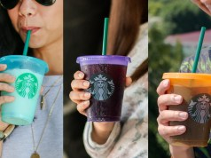 Starbucks Pastel-Colored Reusable Cups