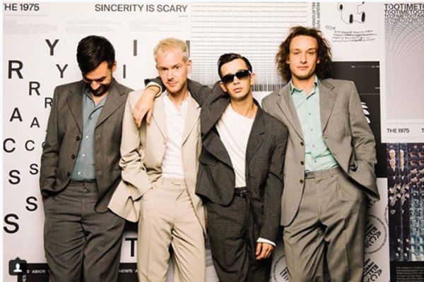 The 1975 to return to Manila in September 2019 for concert photo via ABS-CBN