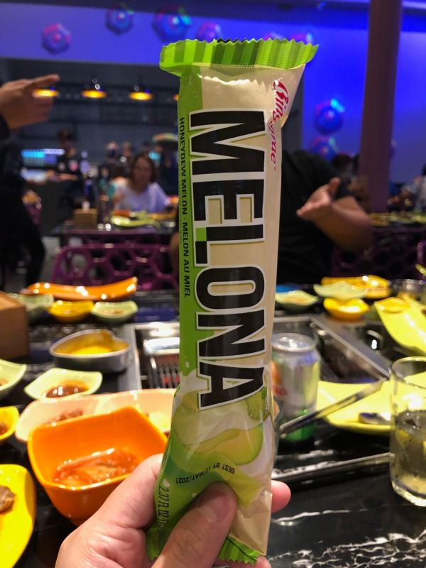 The ubiquitous Korean dessert - Melona