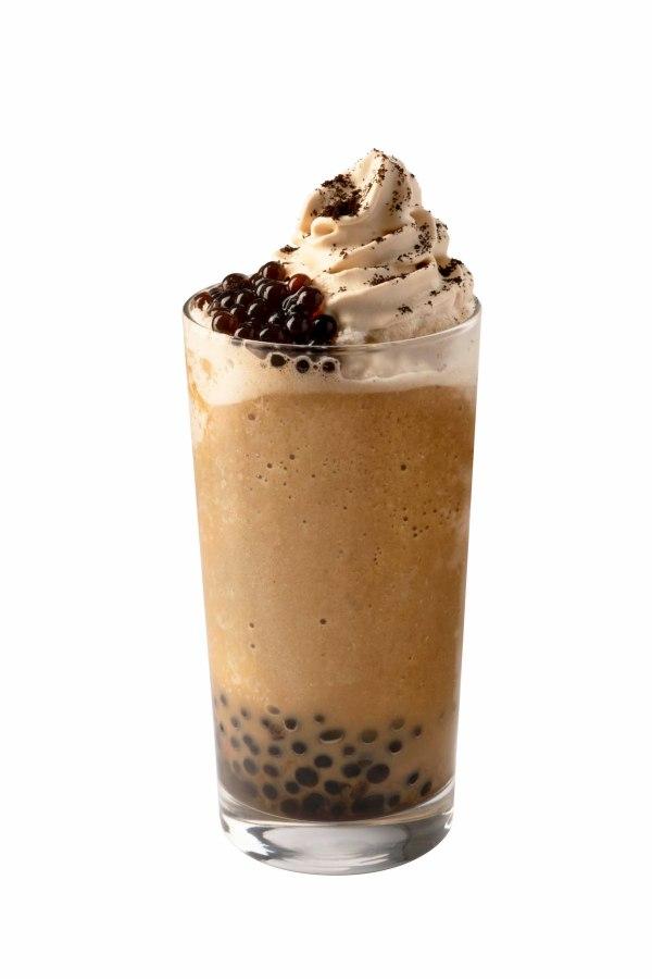 White Mocha Coffee Sphere Frappuccino