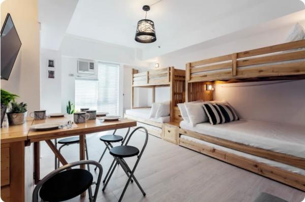 NYU Dorm-styled apartment