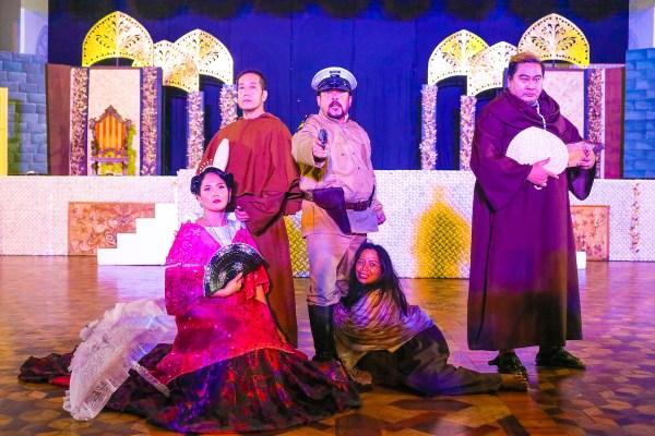 Ambiance Actor at Las Casas