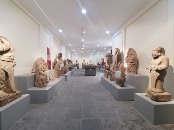 Art of Champa Gallery in Da Nang