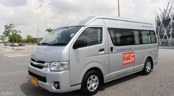 Ayuttahaya Private Car Rental from Bangkok via KLOOK