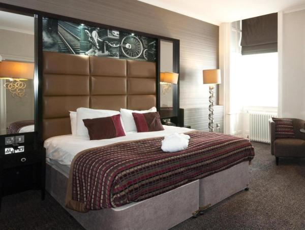 Deluxe King Room at Grand Central Hotel Glasgow