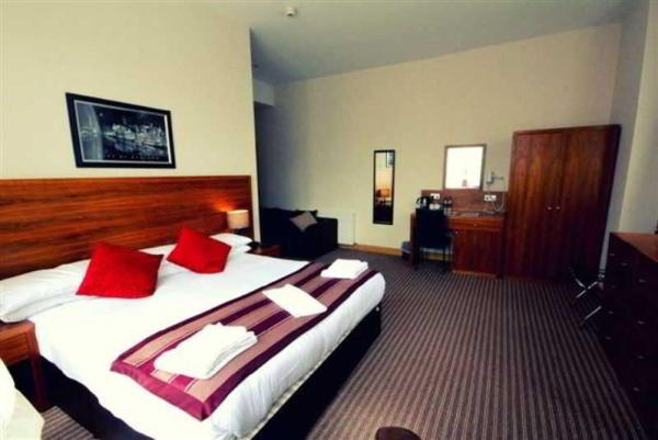 Executive Suite at Alexander Thomson Hotel in Glasgow