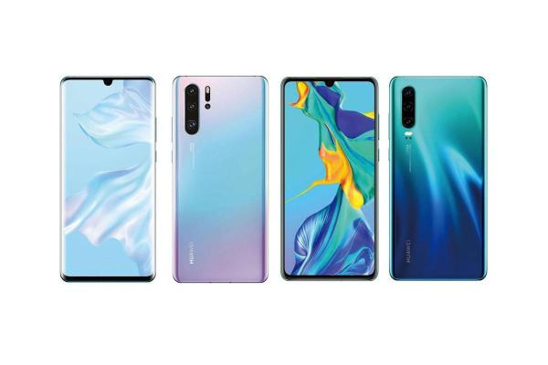 Huawei P30 Series with Smart Signature Plans