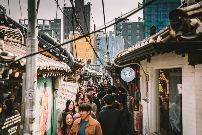 Best Seoul Hotels photo by @rawkkim via unsplash
