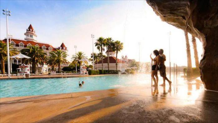 Disney's Grand Floridian Resort & Spa, Orlando, California