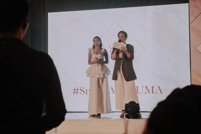 Head Stylist and Founder Mika Cabrera introduces AUMA Fashion Styling Firm as means to empower Filipinos through fashion.