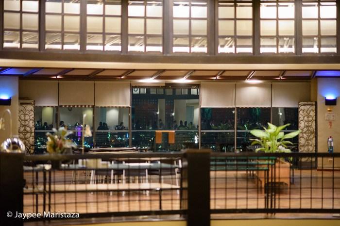 Lobby of Eugenio Lopez © Jaypee Maristaza