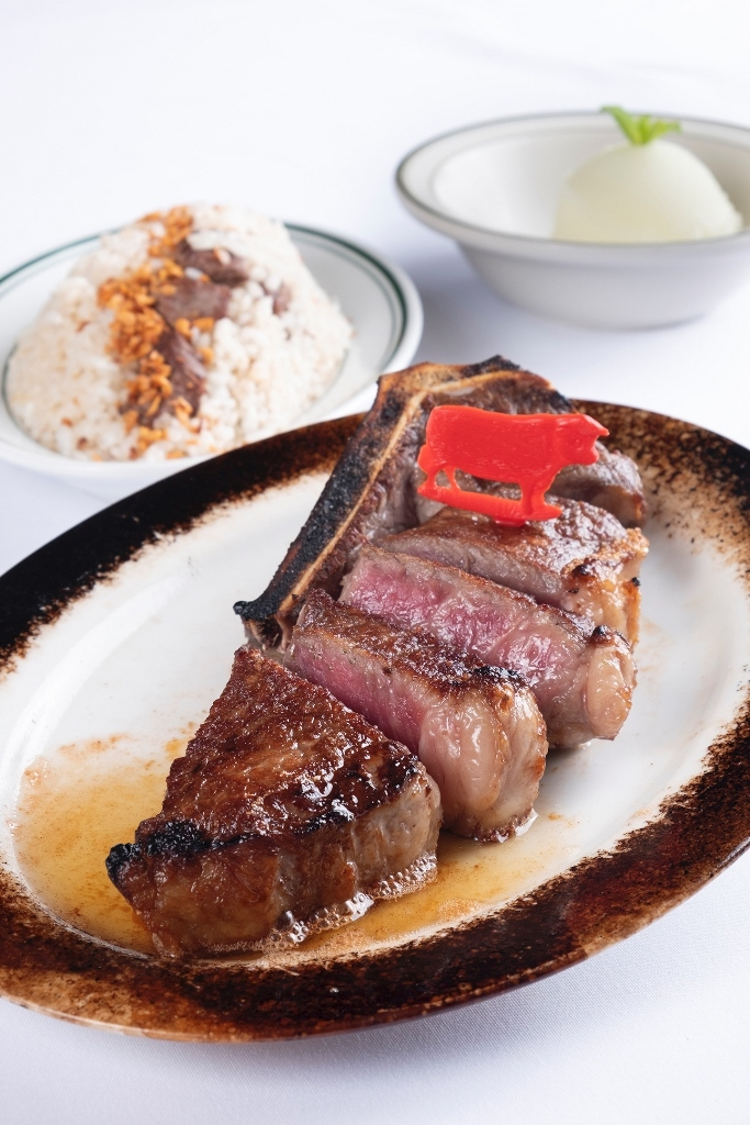 Prime NY Sirloin Steak 400g Taste of Manila