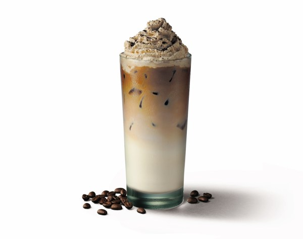 Starbucks Iced Asian Dolce Latte