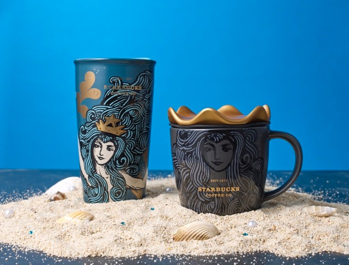 The Mystical Starbucks Anniversary Collection is Here