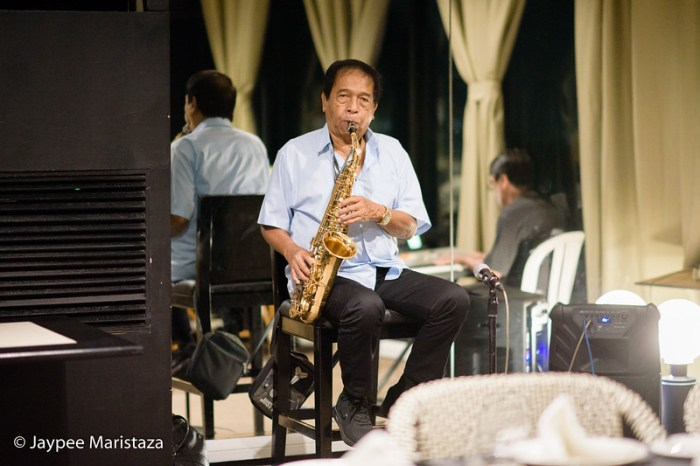 and should you want a chill night, just keep your ears to the live jazz. Only at Oscar's. © Jaypee Maristaza