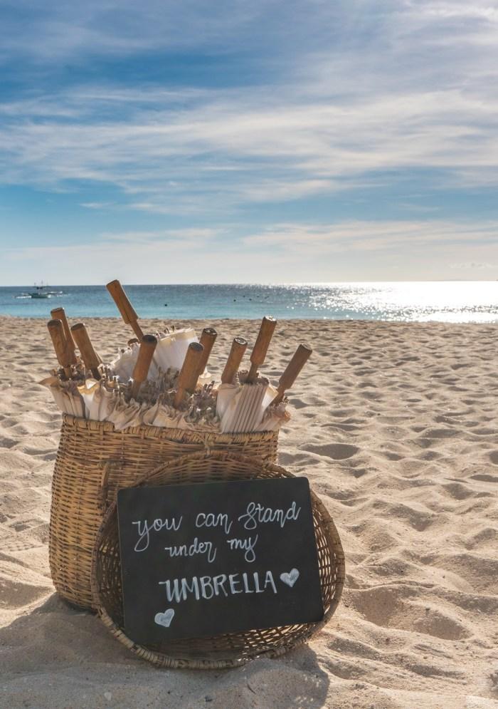 Asia's best beach wedding destination