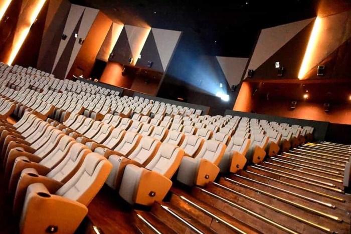 Cinema at Ayala Malls in Manila Bay