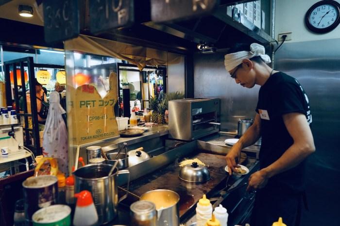 Restaurants at Nishiki Market
